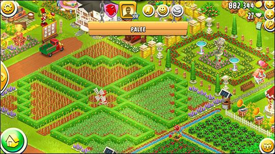 Как расположить огород
